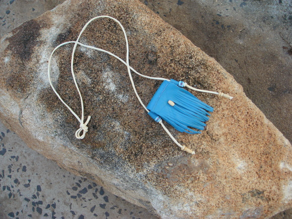 Medicine Bag - Sea - Miniwanca