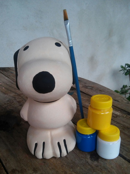Snoopy cofre