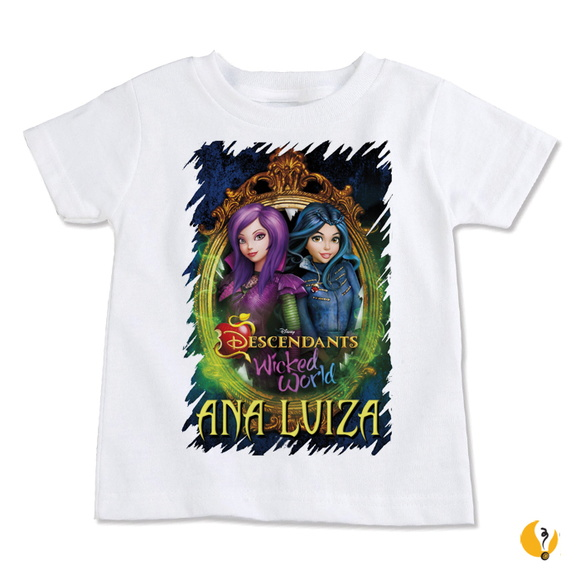 Camiseta Infantil | Descendentes