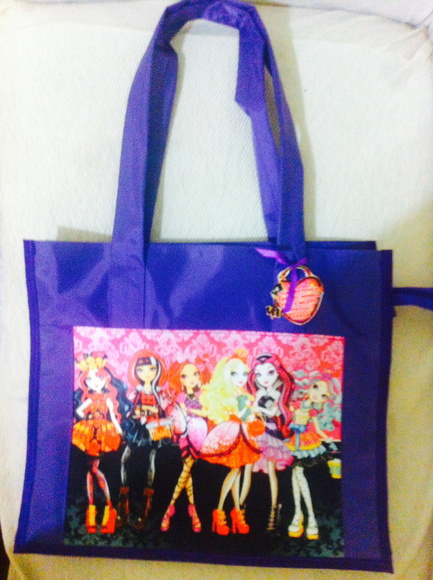 Bolsa personalizada Ever After High