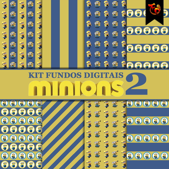 Kit Digital - Minions 2