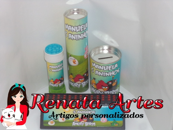 Kit jogos completo Angry Birds