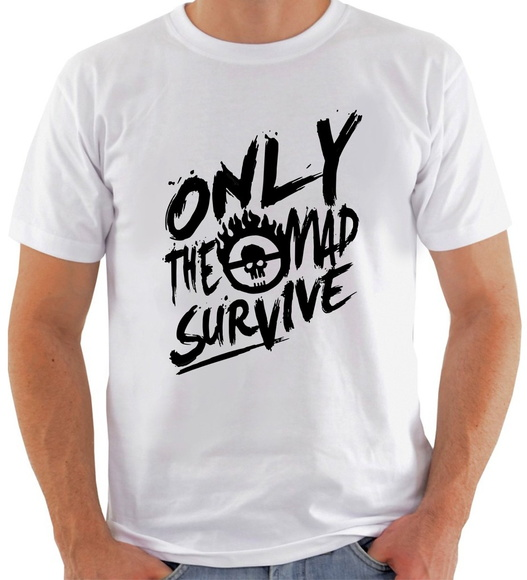 Camiseta Mad Max #4 Only The Mad Survive