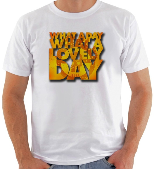 Camiseta Mad Max #5 Lovely Day