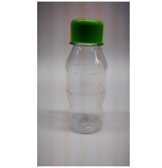 Mini Garrafinha Pet 100ml - Verde