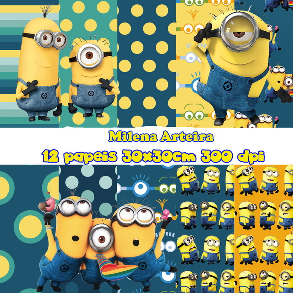 kit digital Minions