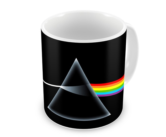 Caneca Pink Floyd Dark Side of the Moon