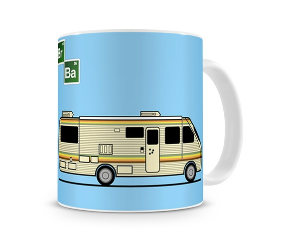 Caneca Breaking Bad Trailer