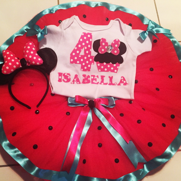 CONJUNTO MINNIE FASHION