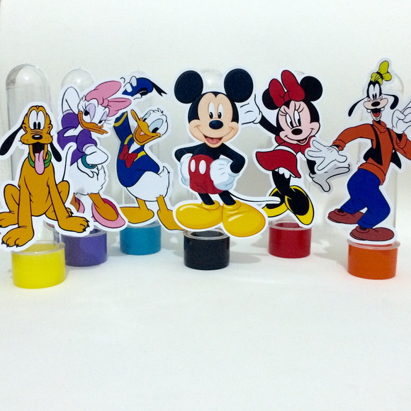 Tubete - Turma do Mickey