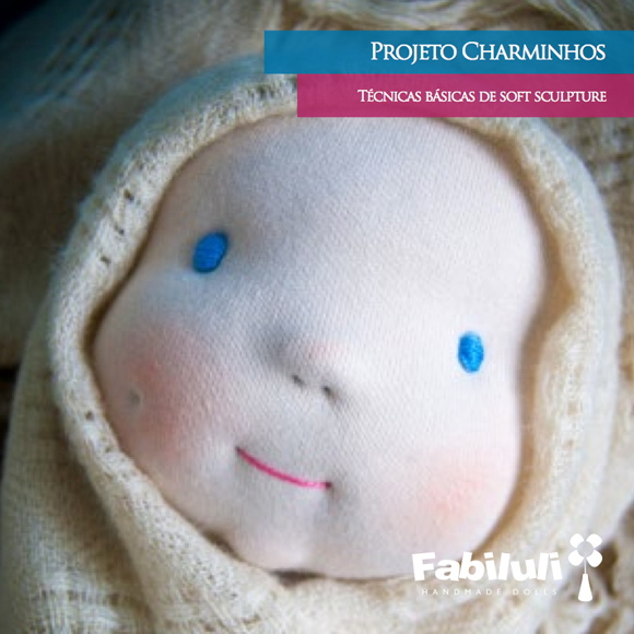 E-book Soft Sculpture - Charminhos