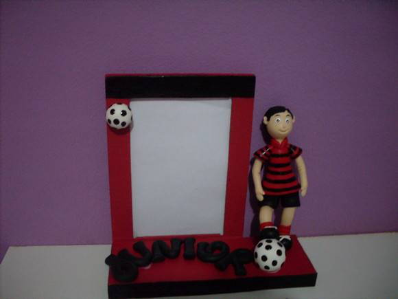 PORTA RETRATO DO FLAMENGO