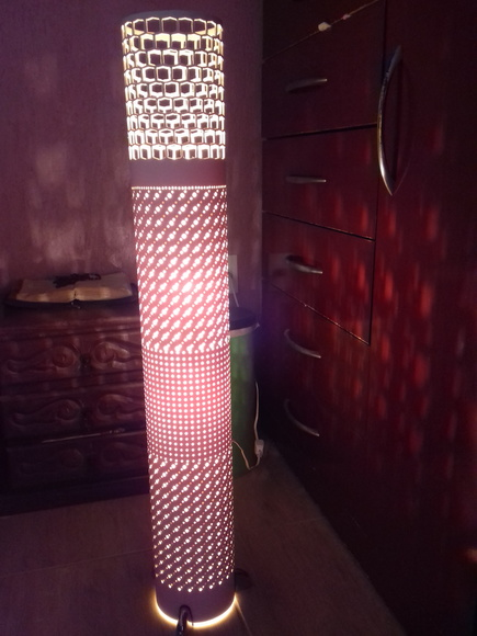 luminaria de chao