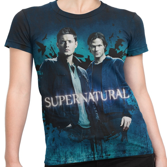 Baby Look Feminina Supernatural MD03