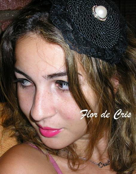 Vintage Casquete Pin Up