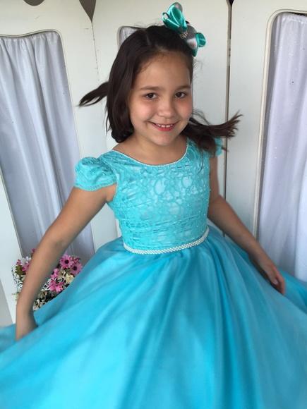 Vestido De Festa Frozen Alice Cinderela No Elo7 Dalili