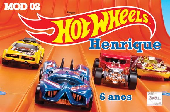 Papel de arroz hot wheels elo7 for 9 salon de hot wheels