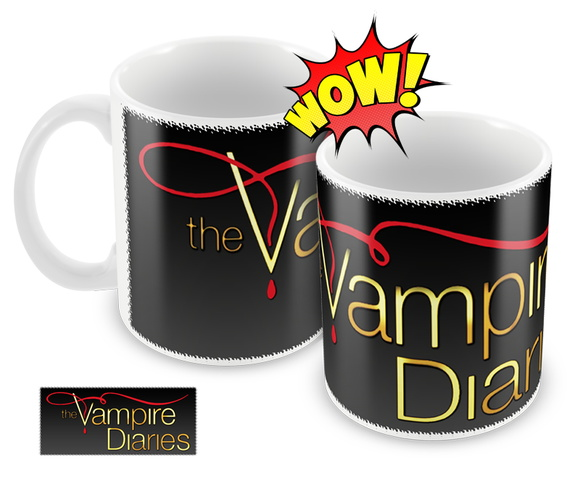 Caneca - The Vampire Diaries