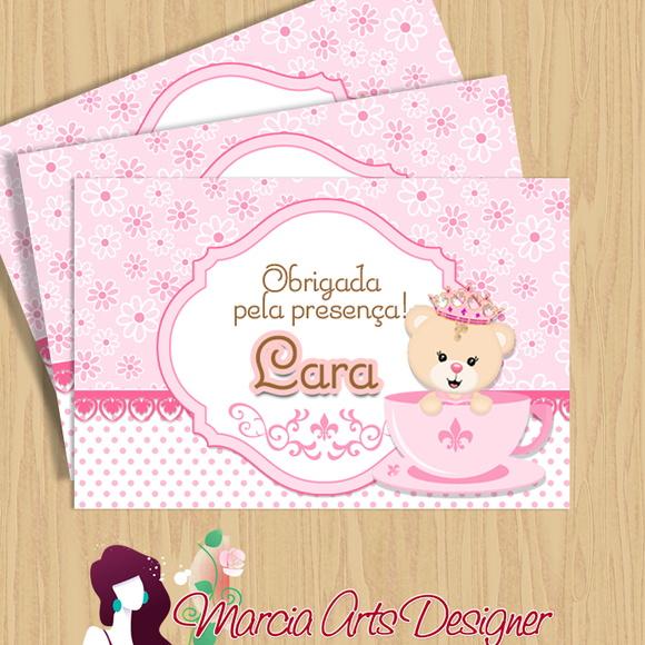 Cartão para Lembrancinha Nascimento   Elo7