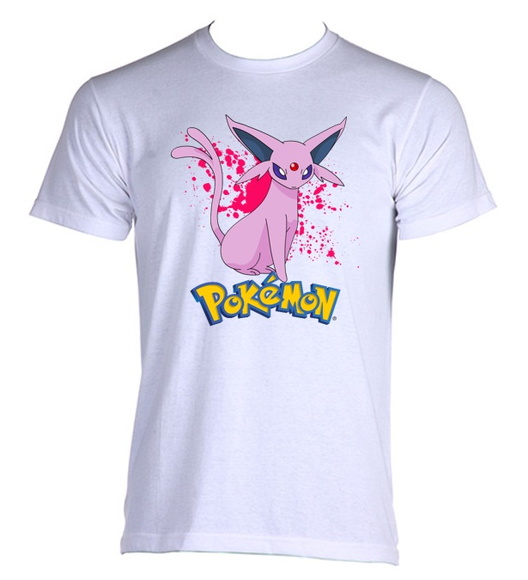 Camiseta Pokemon Go 43