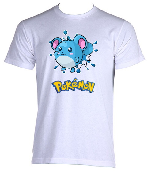 Camiseta Pokemon Go 51