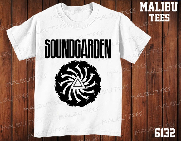 Camiseta Soundgarden Rock Banda Cantor