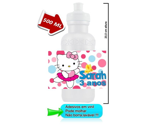 Hello Kitty Squeeze Lembrancinha