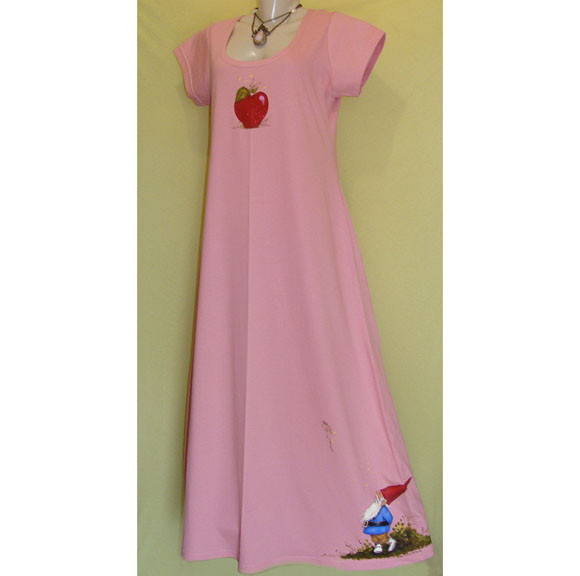 Gnomo do Amor II :: Vestido Longo