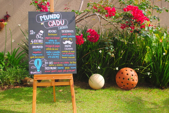 Chalkboard: Caligrafia Manual