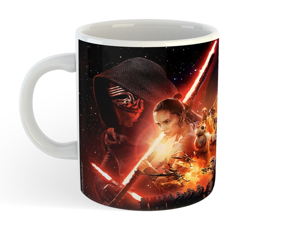 Caneca Star Wars - Poster