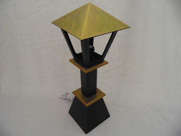 Luminária de Mesa no Elo7 Crisr Artesanato (7F47DA)