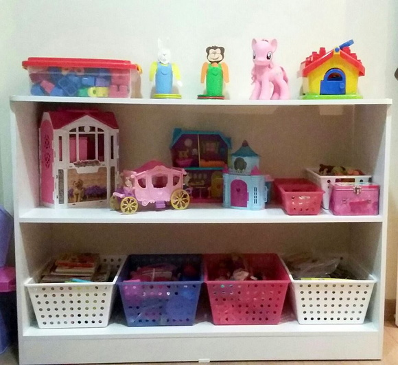 Estante Nicho Decoracao Quarto Infantil  Elo7
