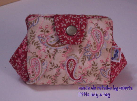 Little lady's bag (gotinhas delicadas)