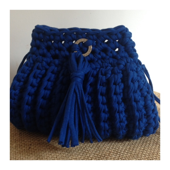 Clutch Chica Blue Sea
