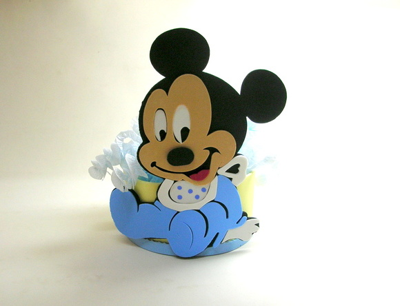 Enfeite Mickey Baby