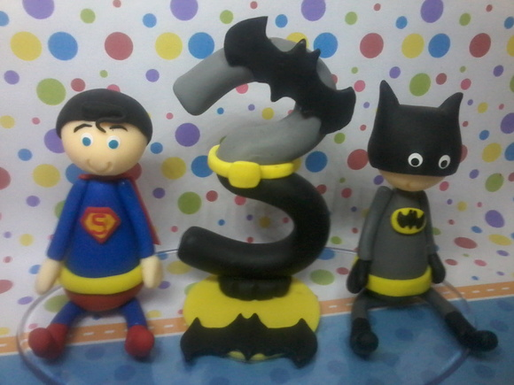 topo Batman vs Supermen