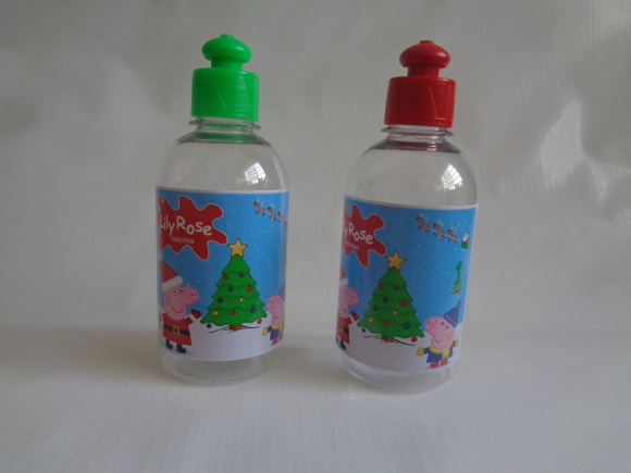Squeeze 250ml Peppa Pig Natal