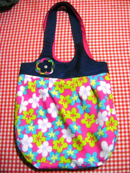 VENDIDA - Bag Laura Flores