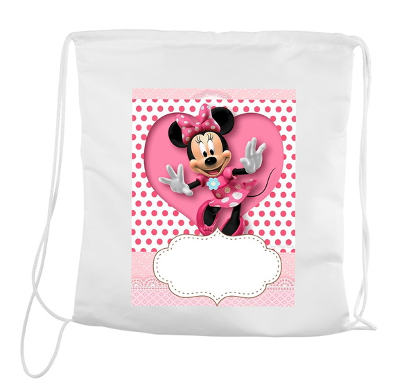 Sacochila Minnie