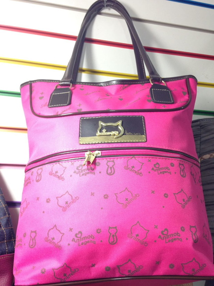 Bolsa De Mão Rosa Pink : Bolsa rosa linda elo