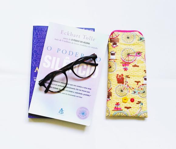 Porta culos ateli lovelycrafty elo7 for Porta oculos