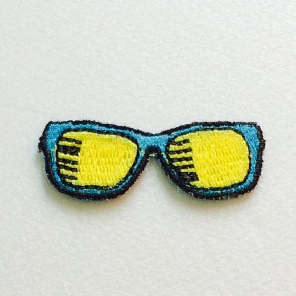 53511783c9613 Patch Óculos de Sol Bordado   Elo7