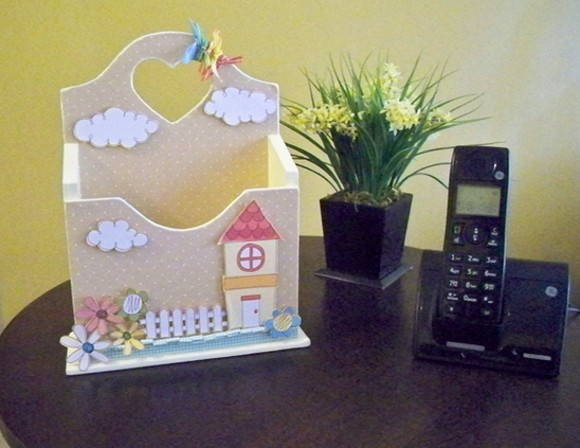 "Porta Cartas ""Home Sweet Home"""