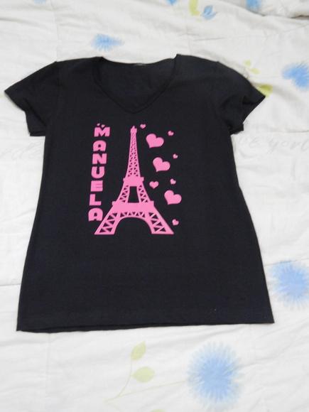 8ef8b20c8d Blusa Paris Chic