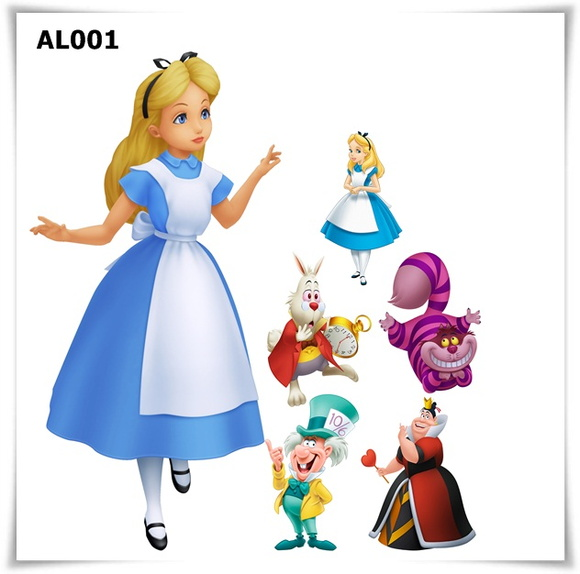Kit Display Festa Infantil Alice