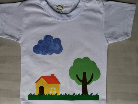 Camiseta Customizada Lindas!