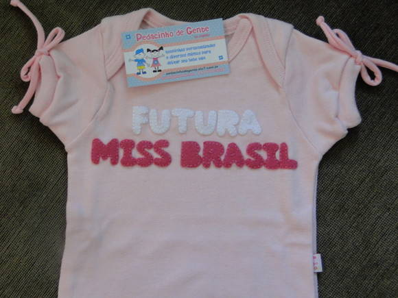 BODY FASHION FUTURA MISS BRASIL