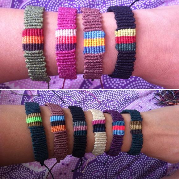 32bfb383fc3 Pulseira tornozeleira bracelete no Elo7