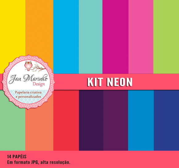 Kit Digital Neon