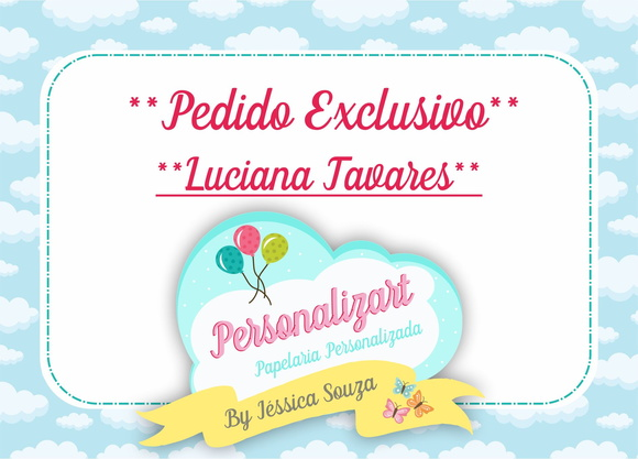 Pedido Exclusivo - Luciana